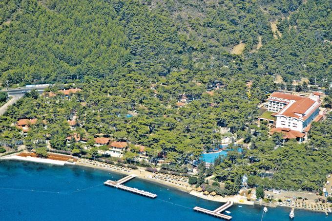 Agentie de turism in Bucuresti Aqua Travel  sejur Turcia